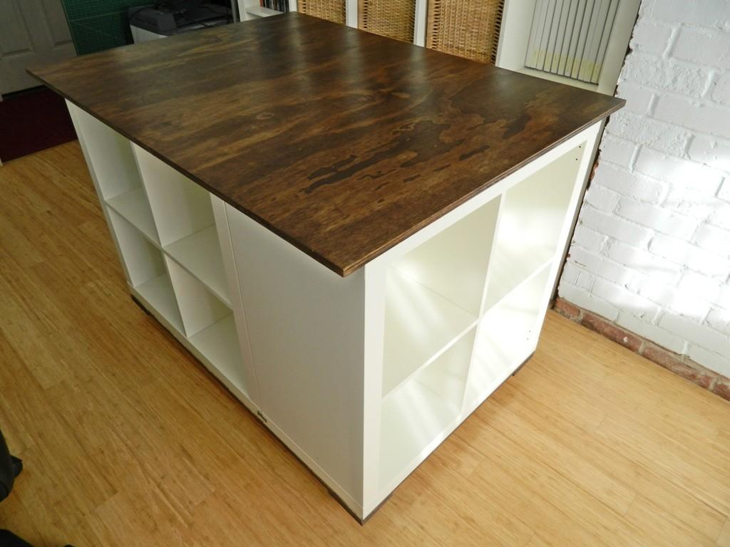 Little Corner House Hack Expedit Cutting Table