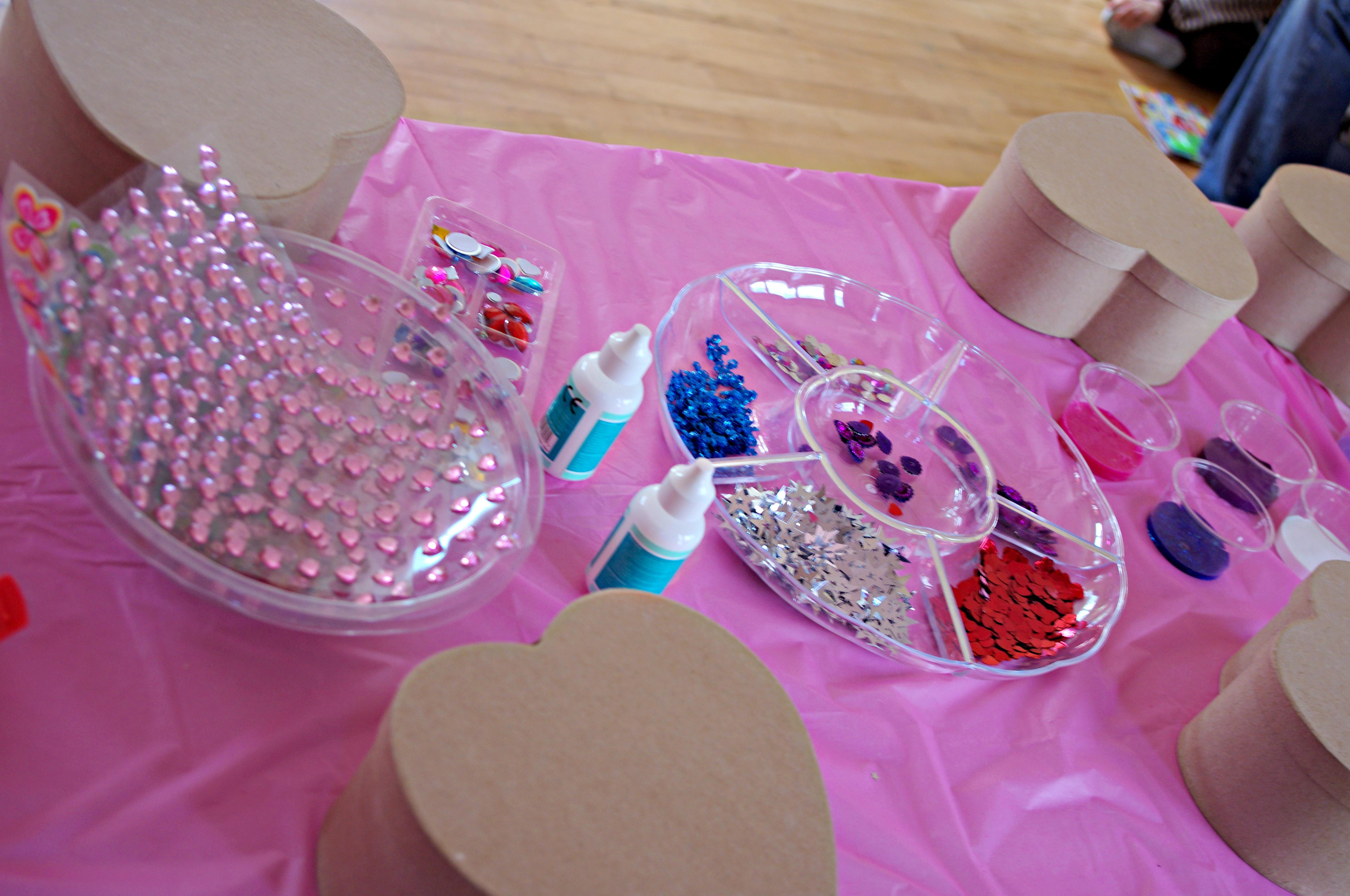 Little Pony Crafts Party