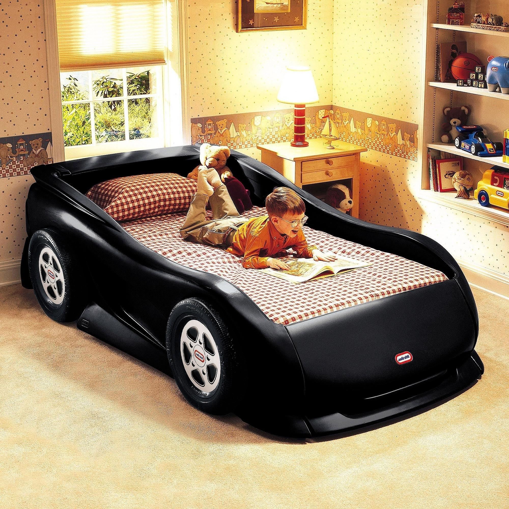 Picture of: Unique Kids Car Beds That You Must Have Photo Gallery Decoratorist