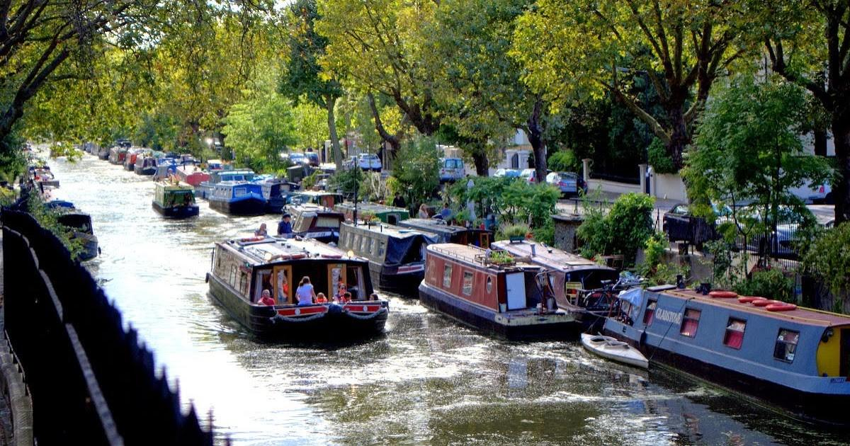 Little Venice Guide Canals Boat Trips Restaurants