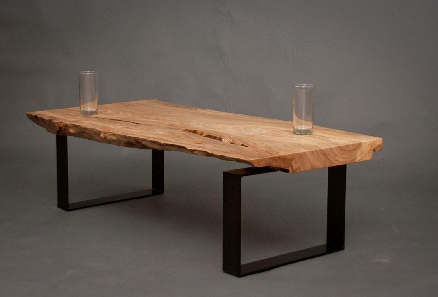 Live Edge Wood Furniture Custommade Within
