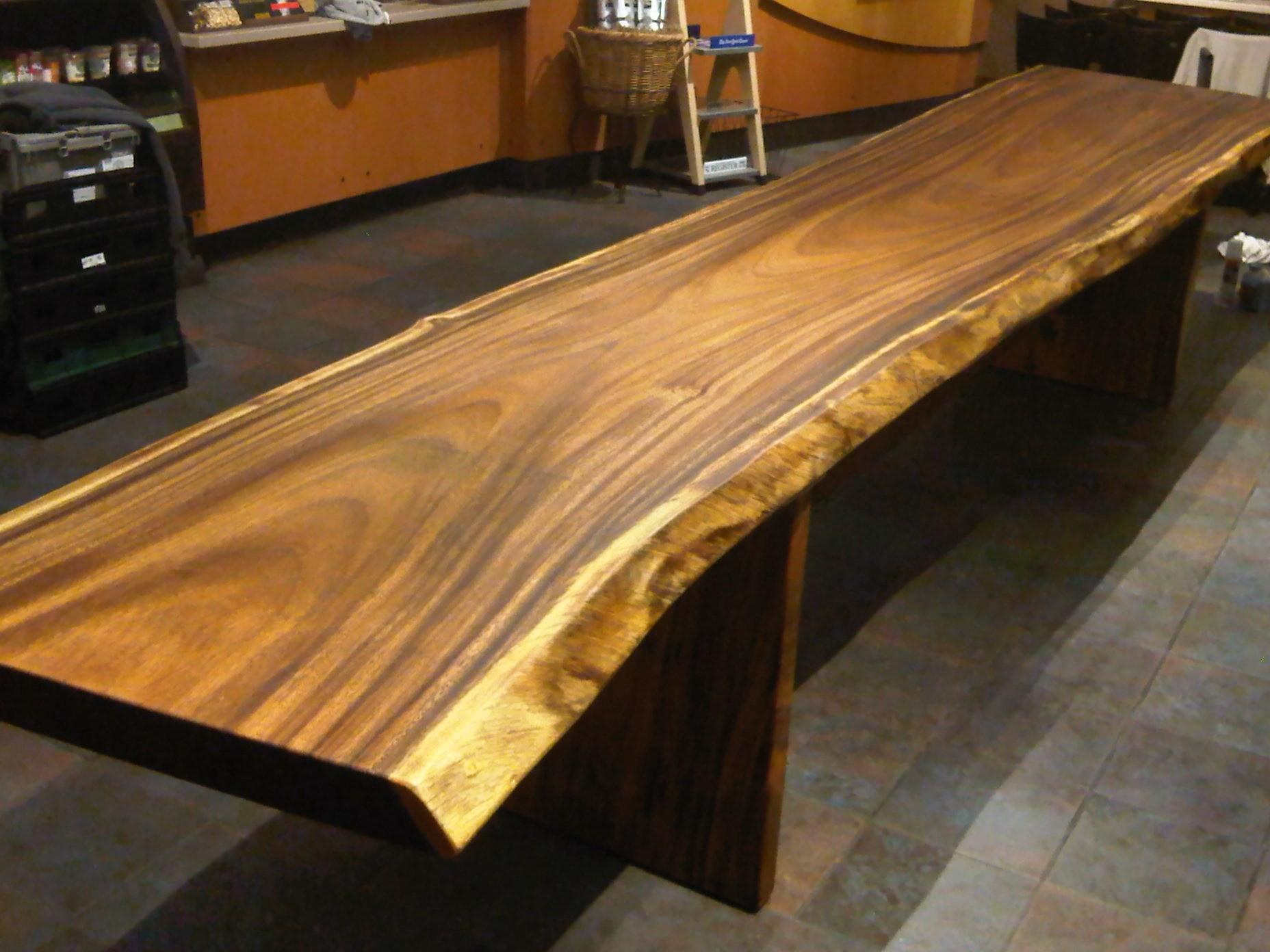 Live Edge Wood Slab Tables Hand Made American Furniture