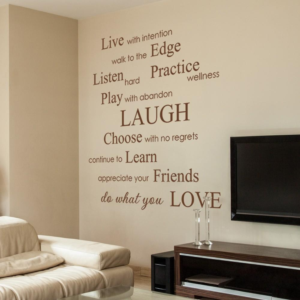 Live Intention Love Inspirational