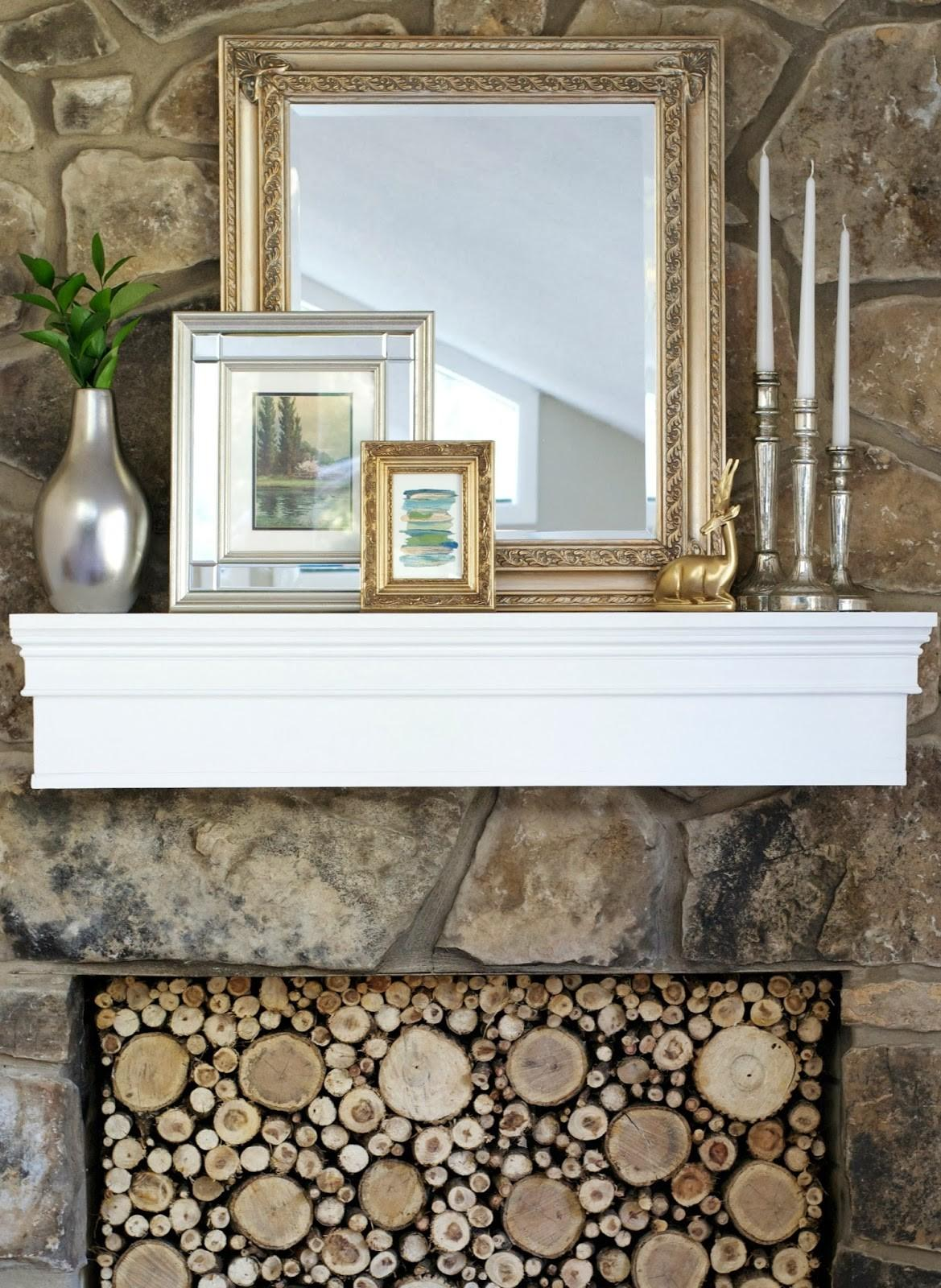 Livelovediy Build Mantel