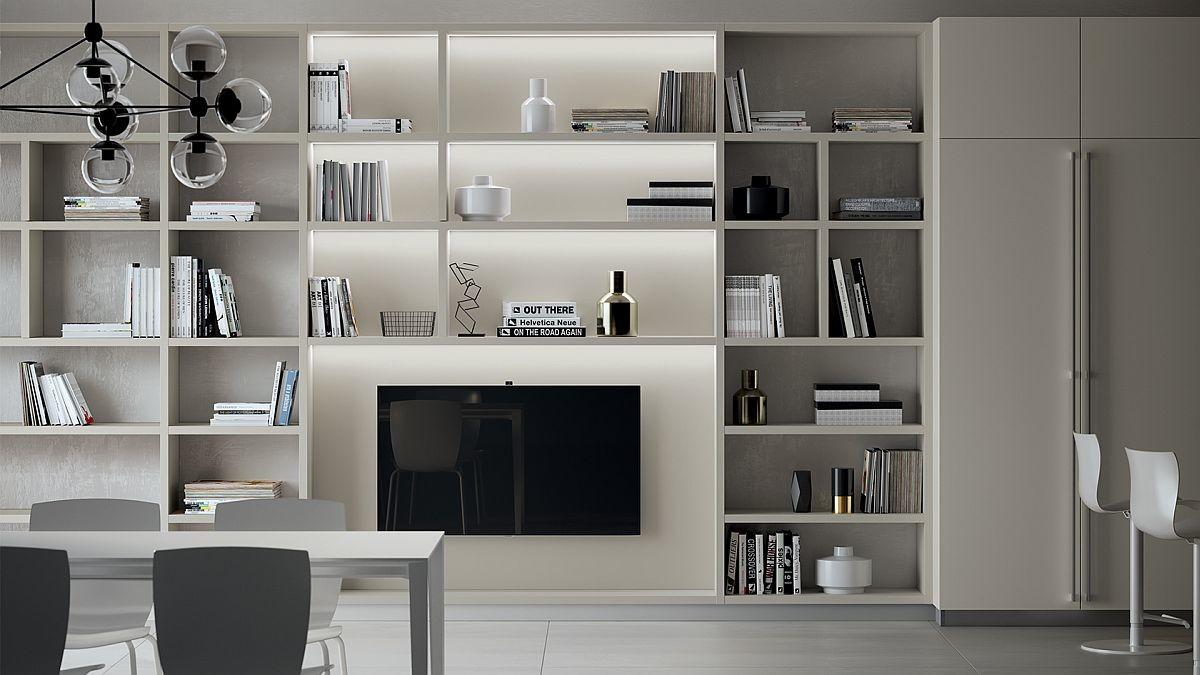 Living Carattere Sophisticated Minimal Spaces