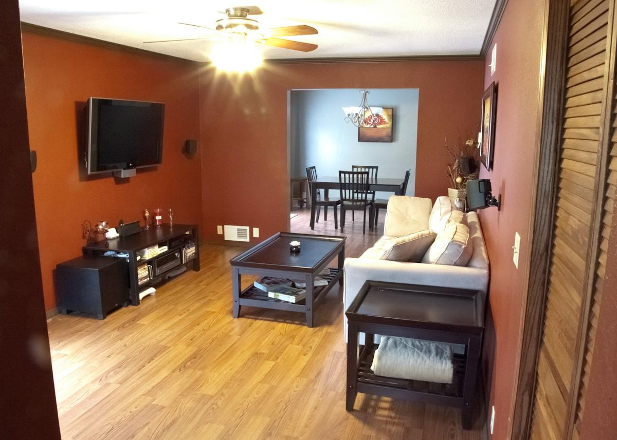 Living Dining Room Remodel Smart Accessible