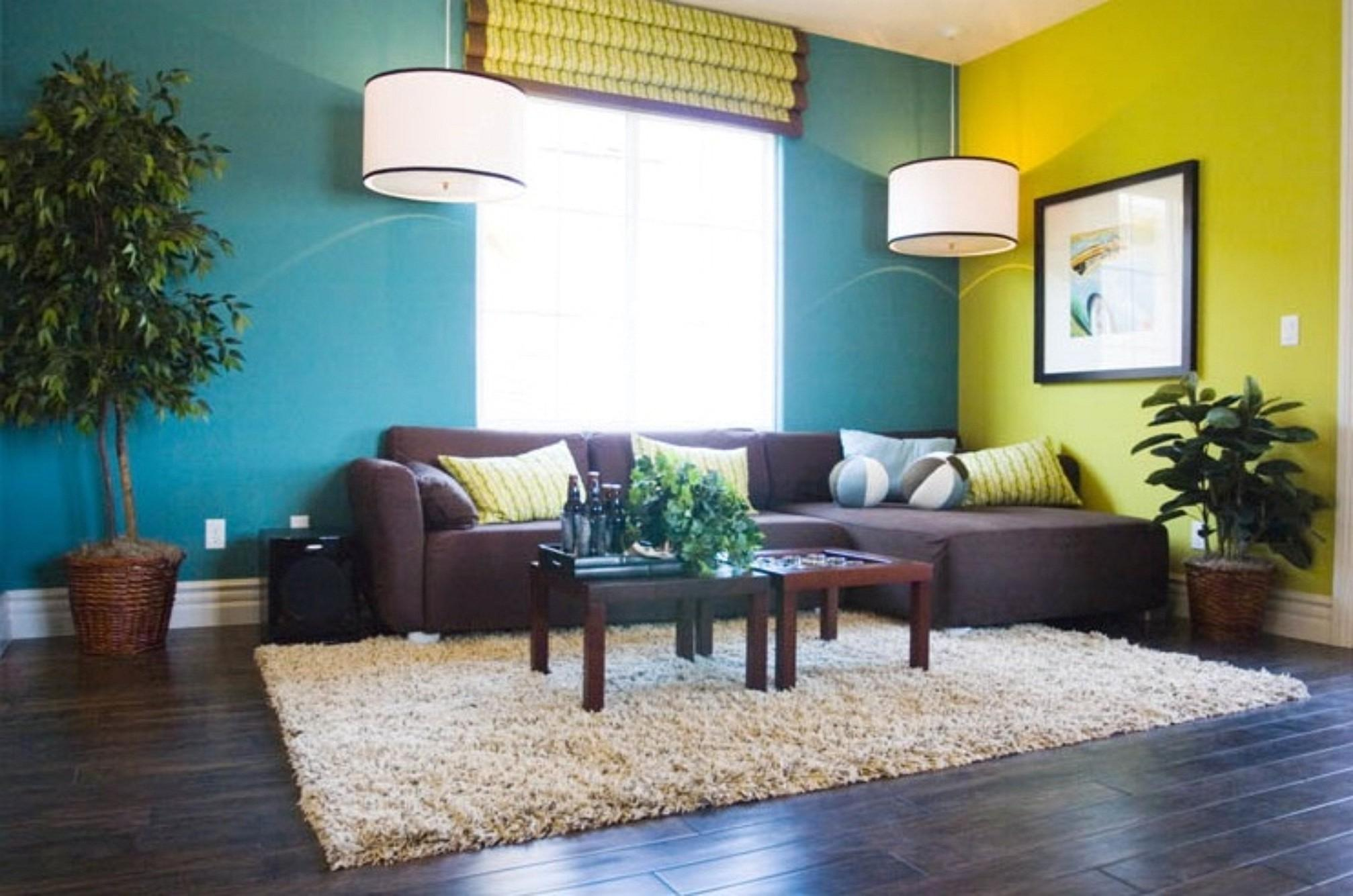 Living Room Color Schemes Ideas Peenmedia