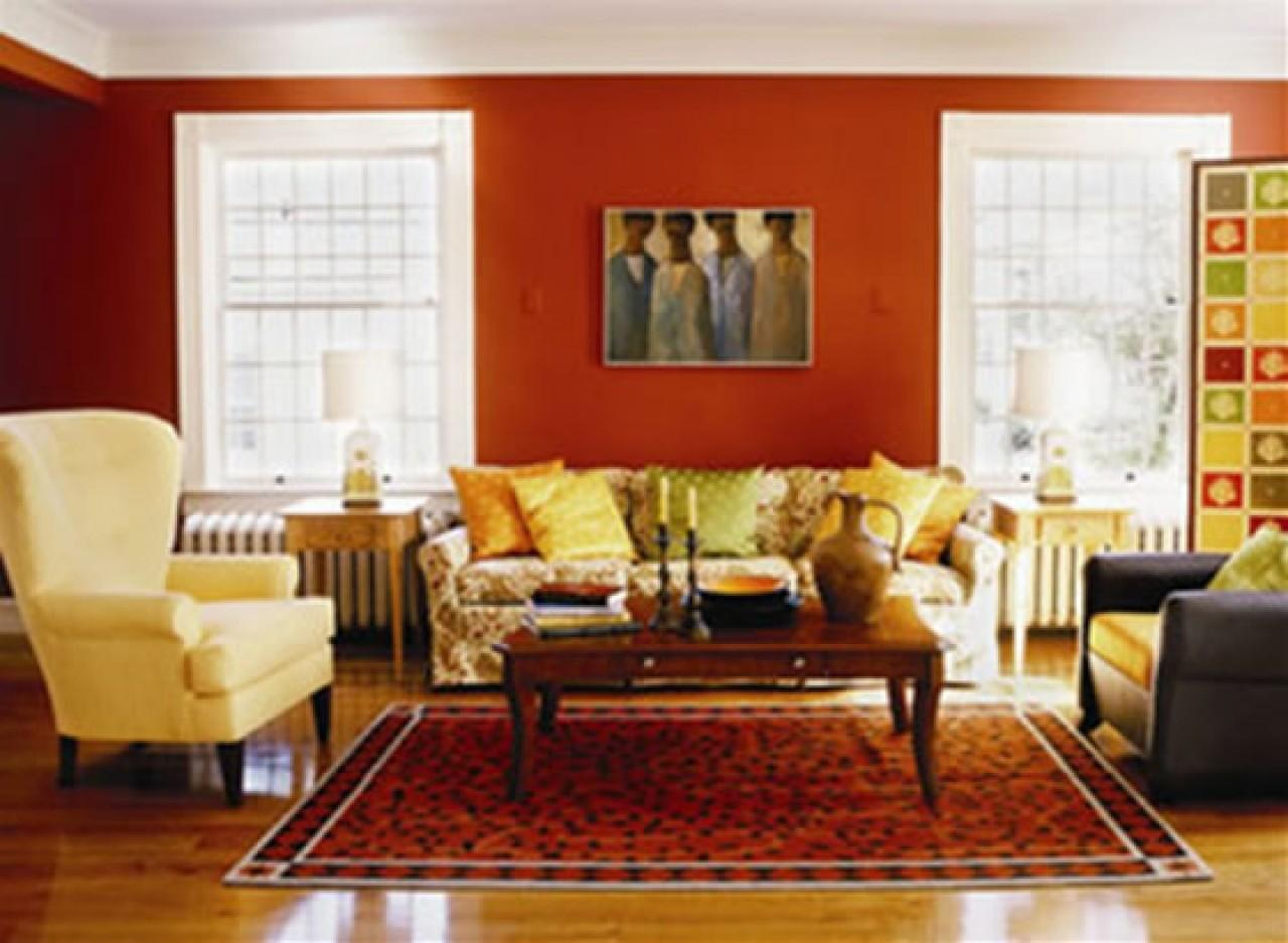 Living Room Decorating Color Schemes Peenmedia