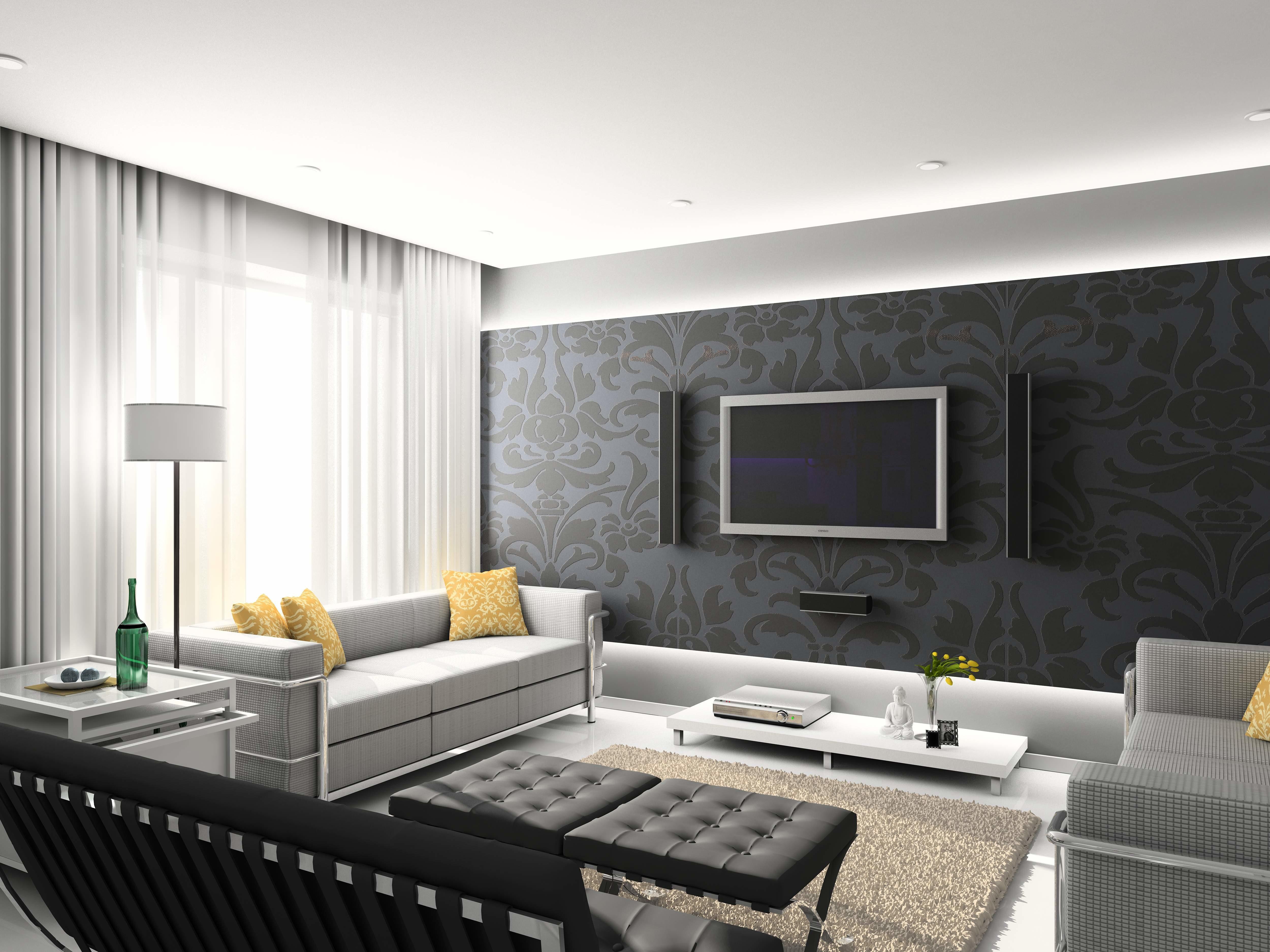 Living Room Designs Make Your Feel Royal