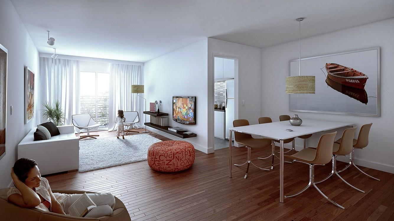 Living Room Dining Combined Decosee