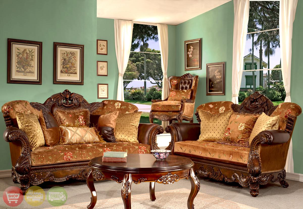Living Room Furniture Vintage Style Also