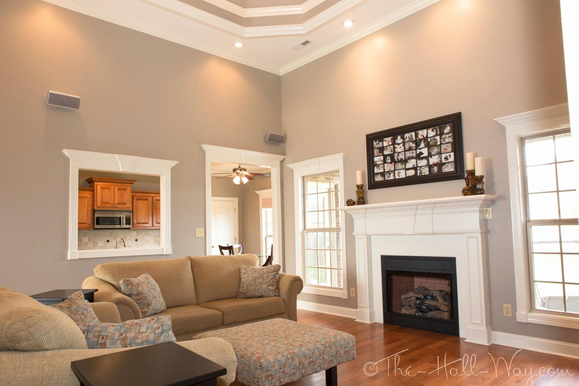 Living Room Ideas Taupe Walls New Modern Neutral Wall