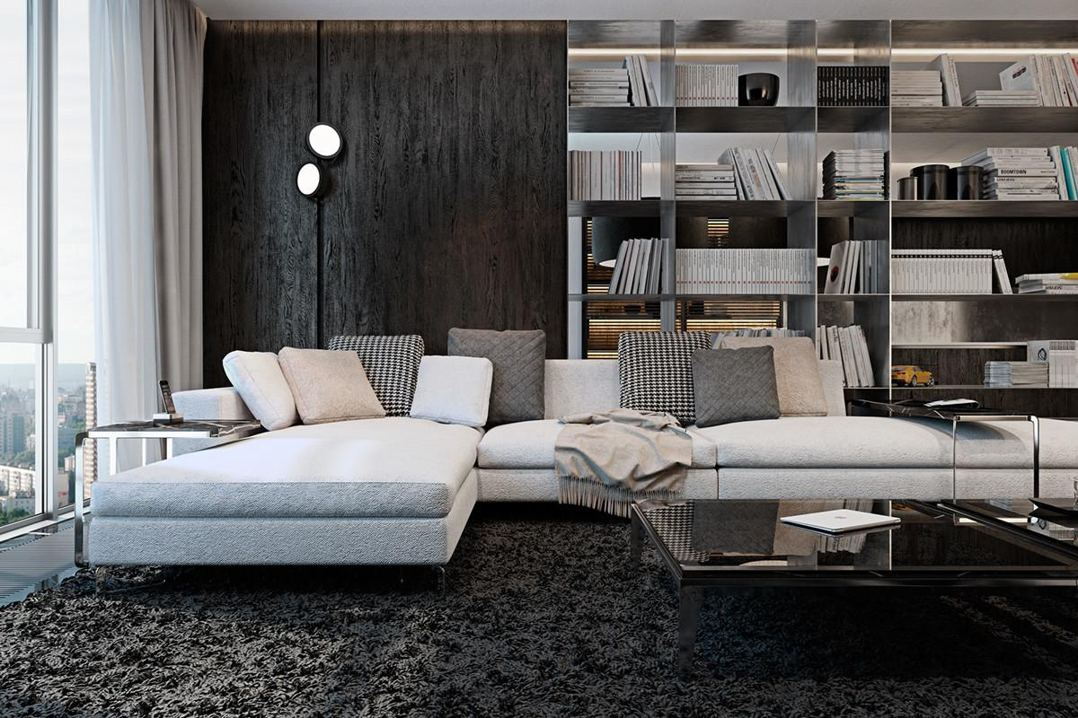Living Room Interior Designs Layout Dramatic