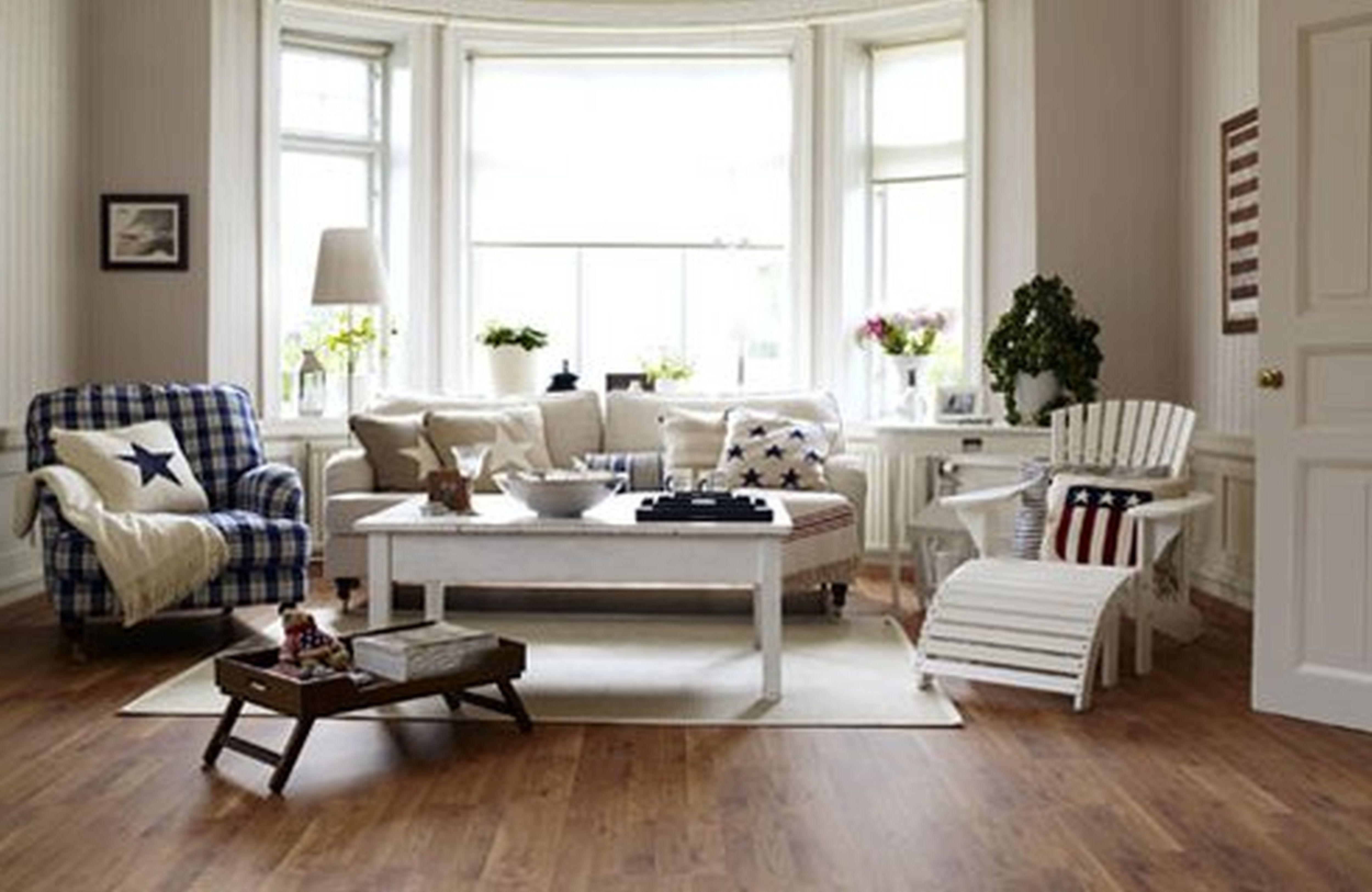 Living Room Modern Vintage Ideas