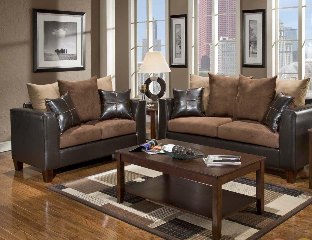 Living Room Paint Ideas Dark Furniture Decor References