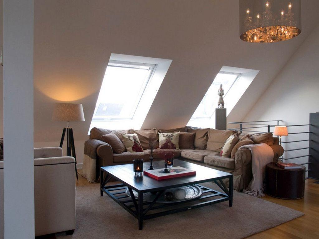 Living Room Skylight Ideas Attic