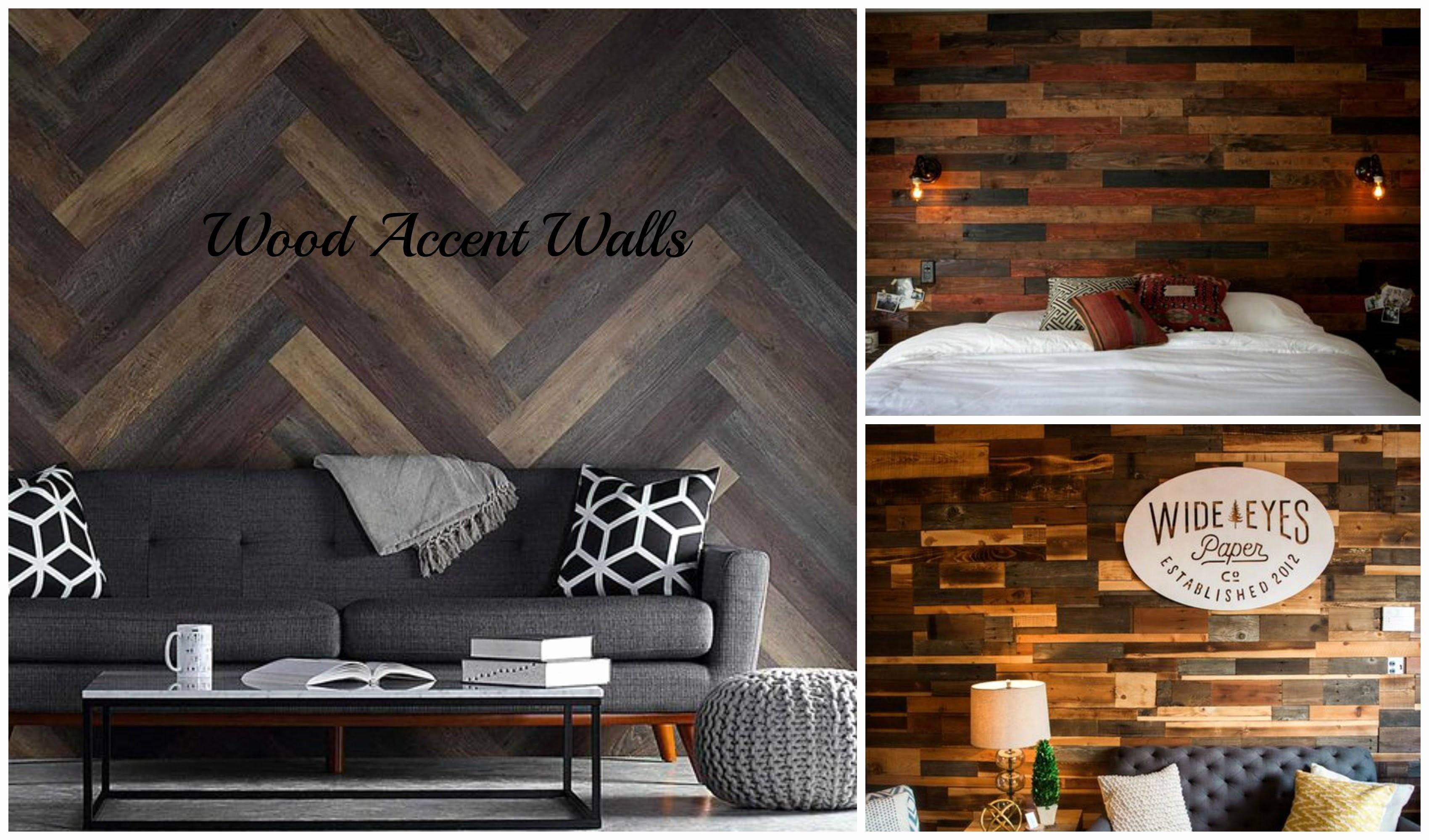 Living Room Wood Wall Designs Awesome Accent