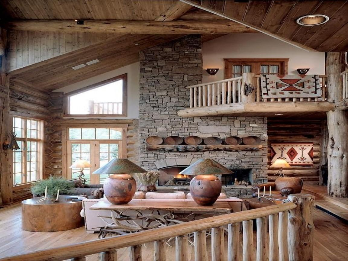 Living Room Wooden Furniture Decorating Small