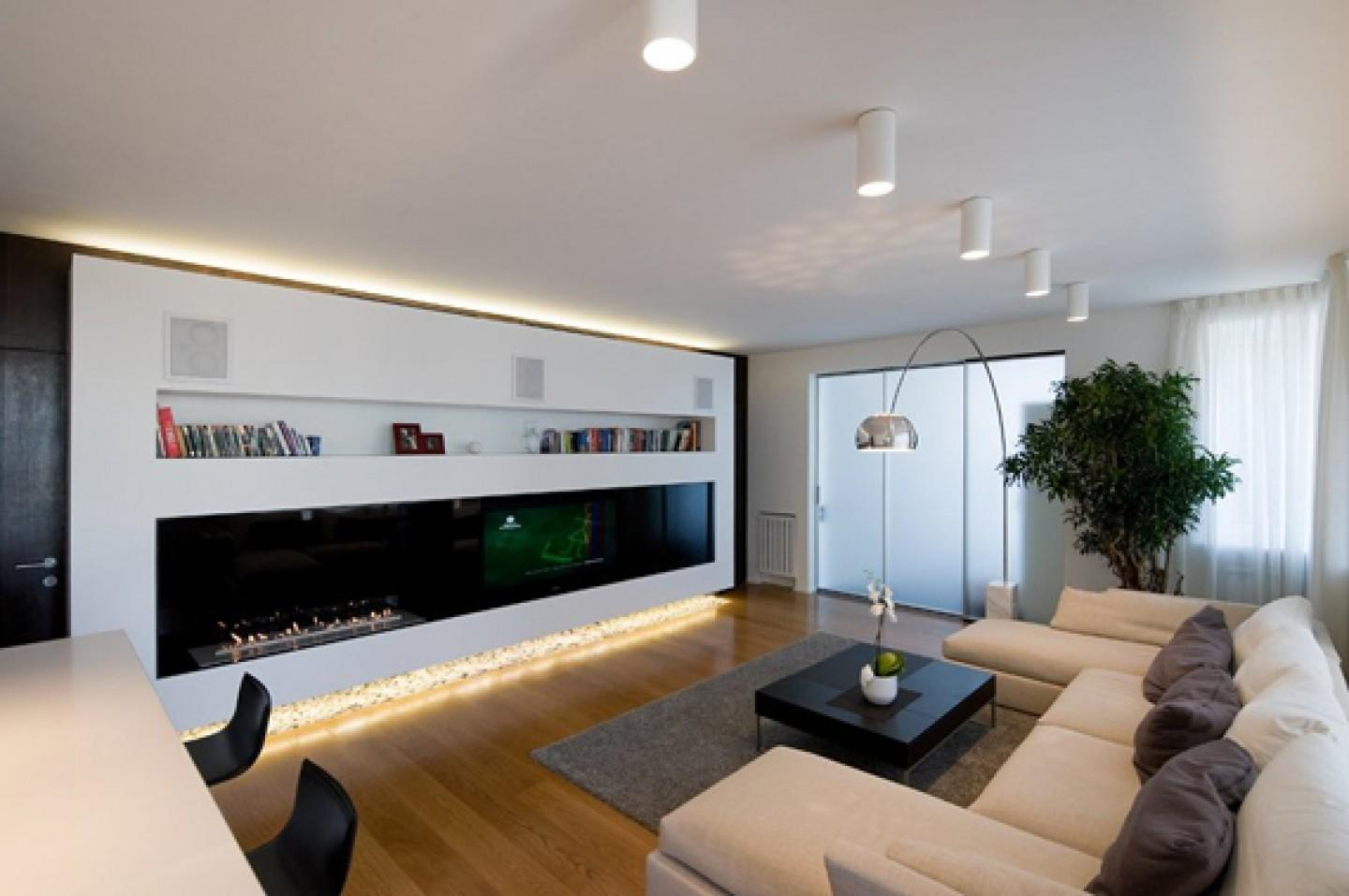 Living Rooms Fashionably Apartment Room Ideas