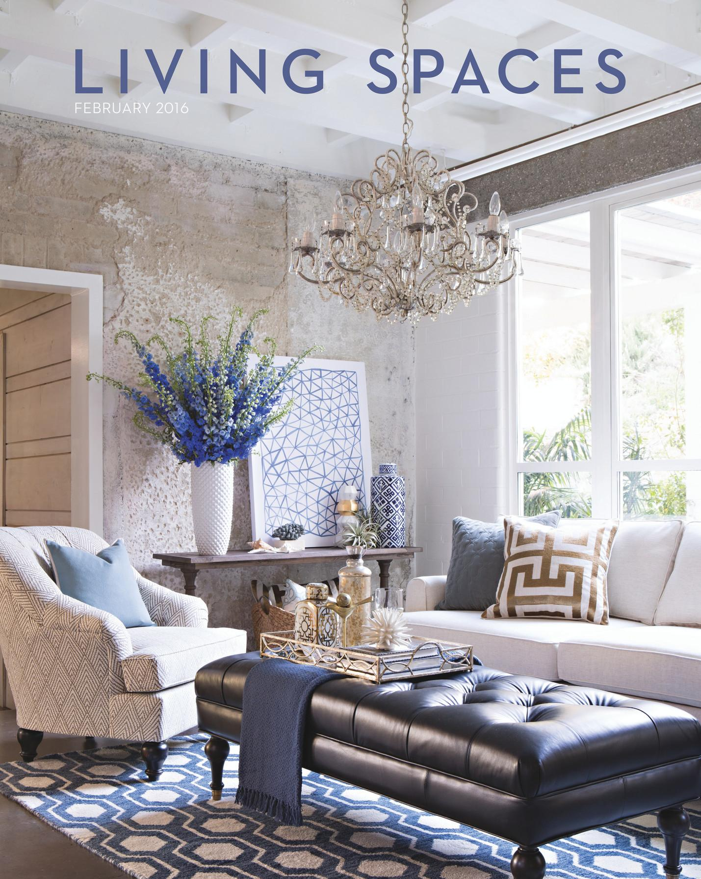Living Spaces Product Catalog February 2016