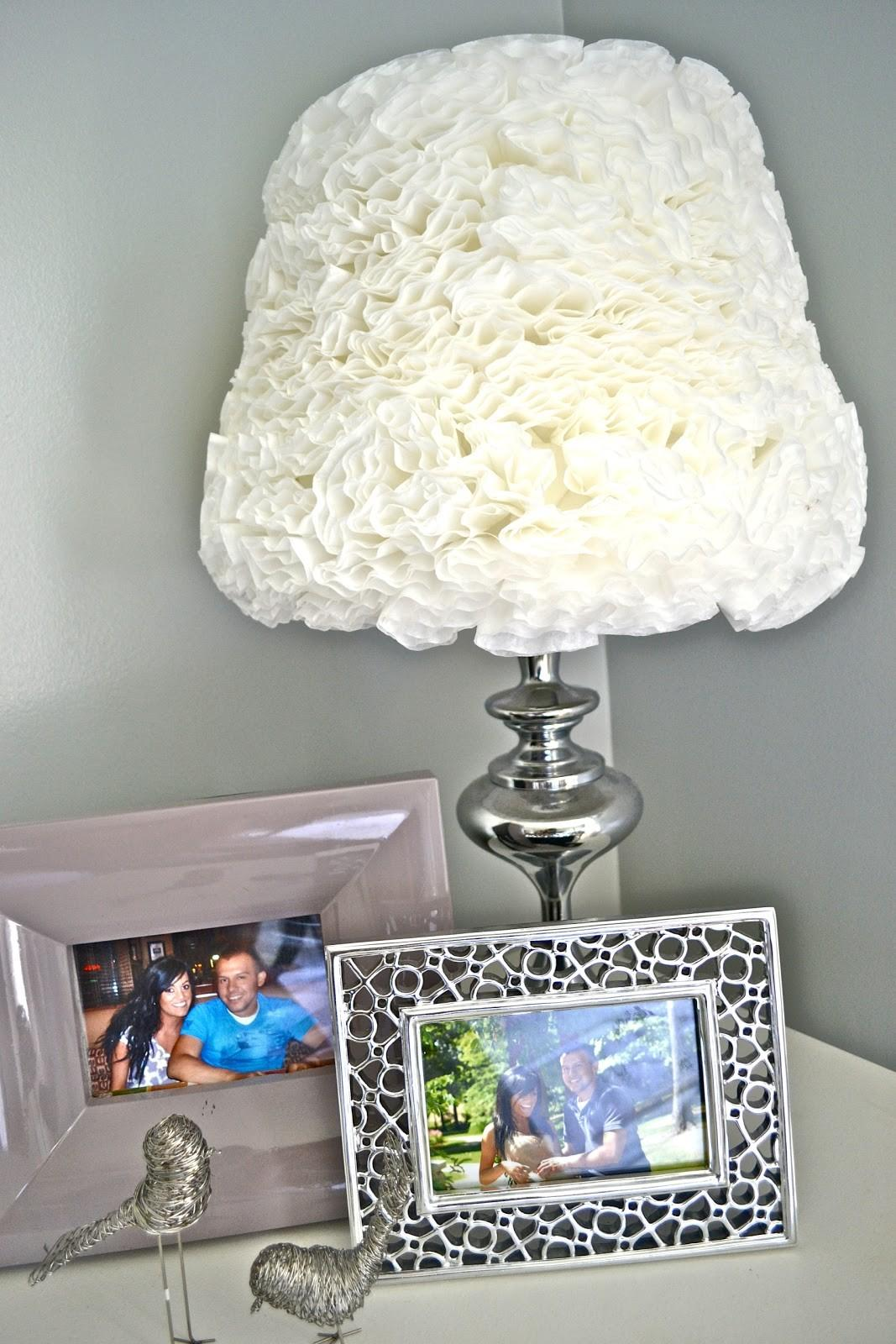 Liz Marie Coffee Filter Lamp Shade