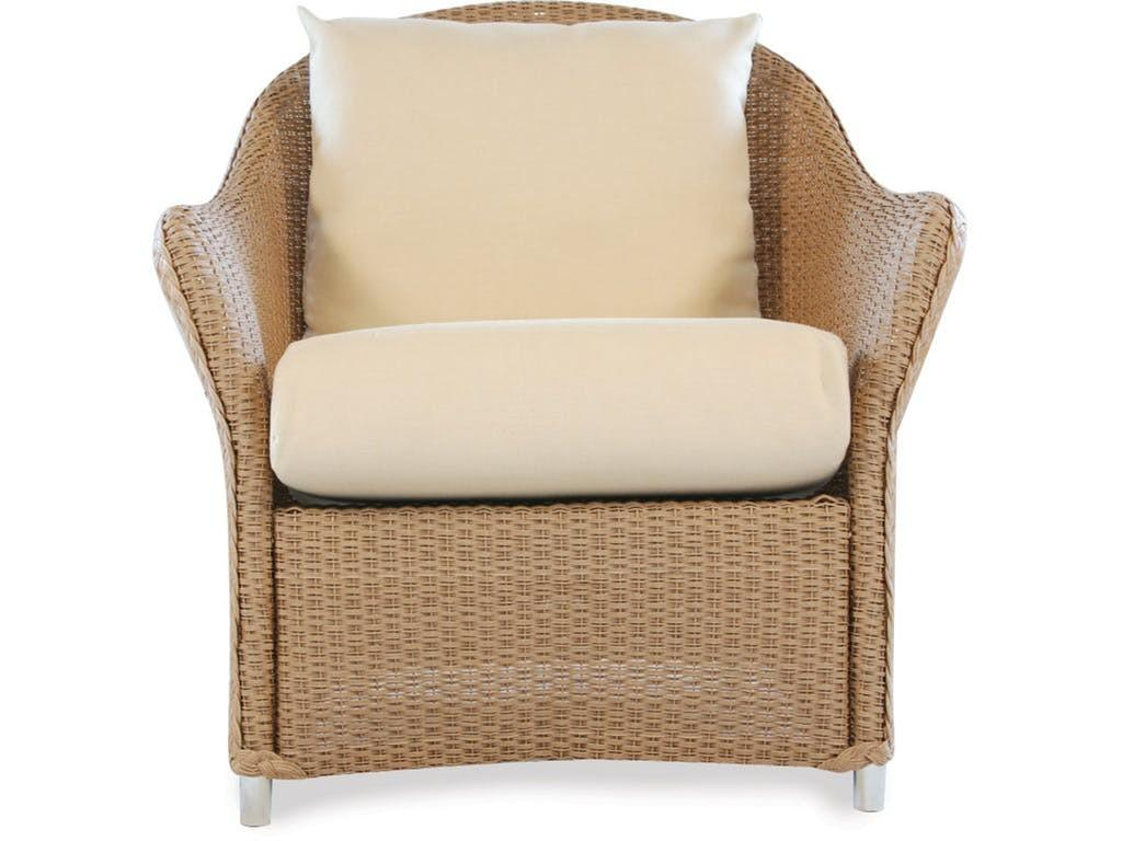 Lloyd Flanders Outdoor Patio Lounge Chair Oasis
