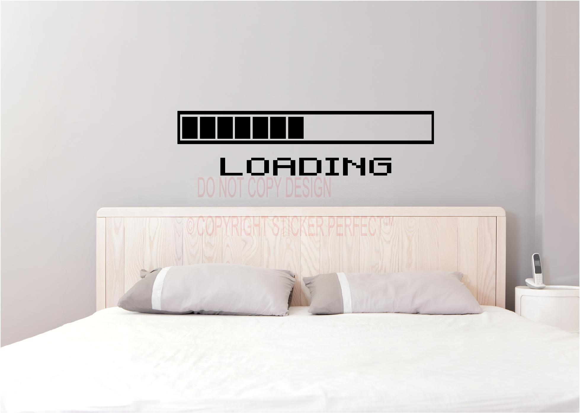 Loading Funny Vinyl Decal Quotes Wall Art Sayings