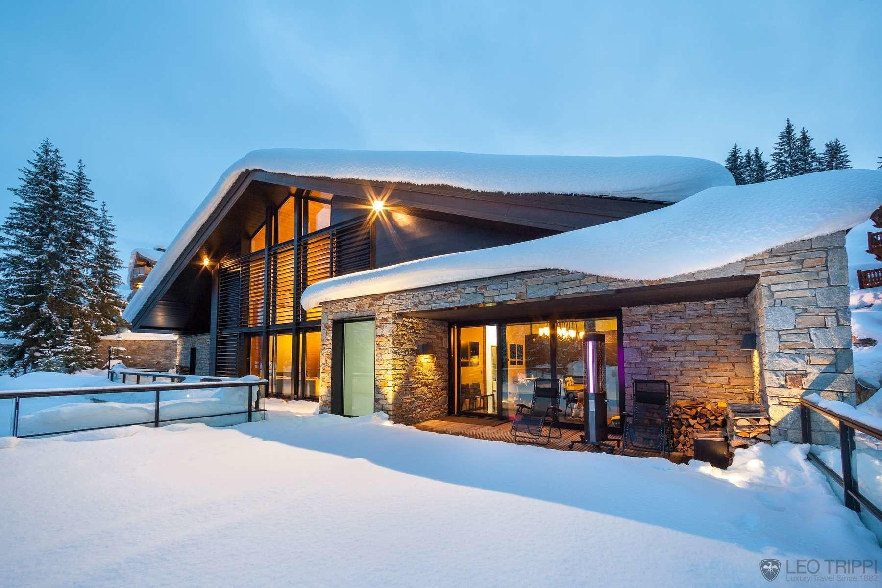 Location Chalet Luxe Courchevel 1850