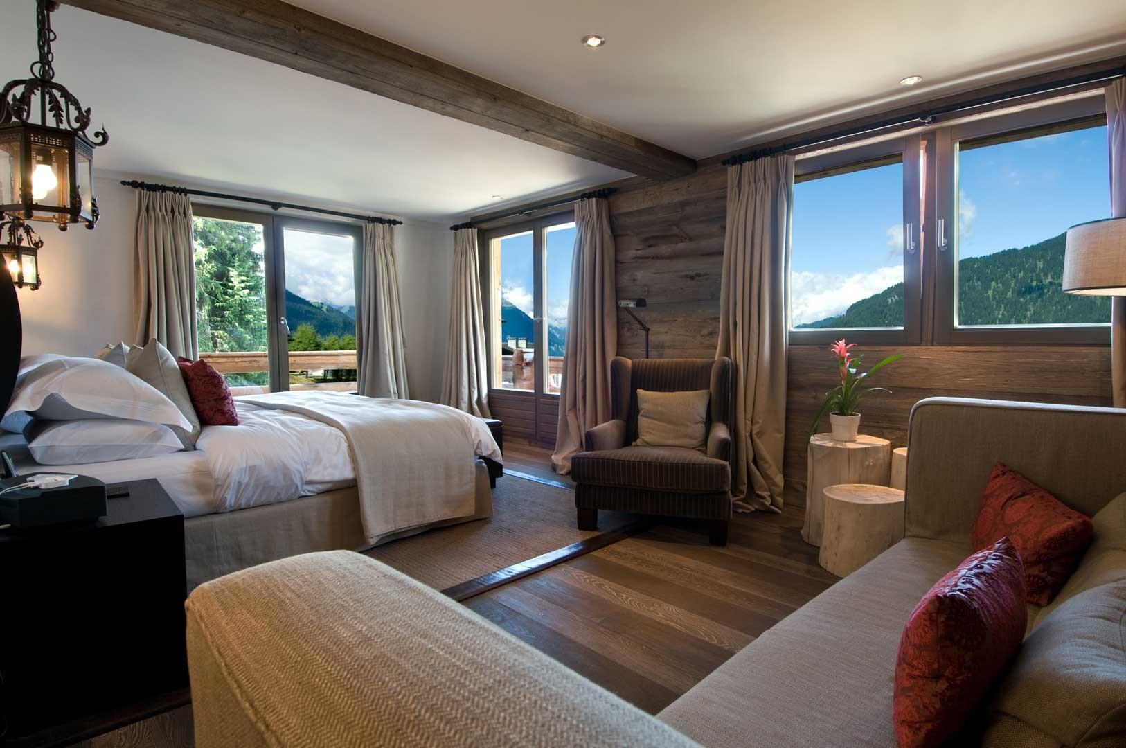 Lodge Luxury Chalet Verbier Travliving