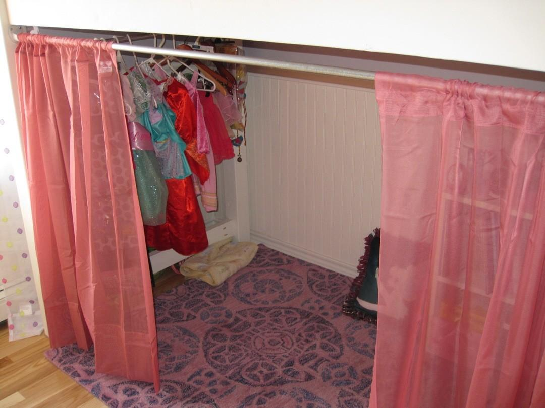 Loft Bed Curtains Diy Curtain Menzilperde