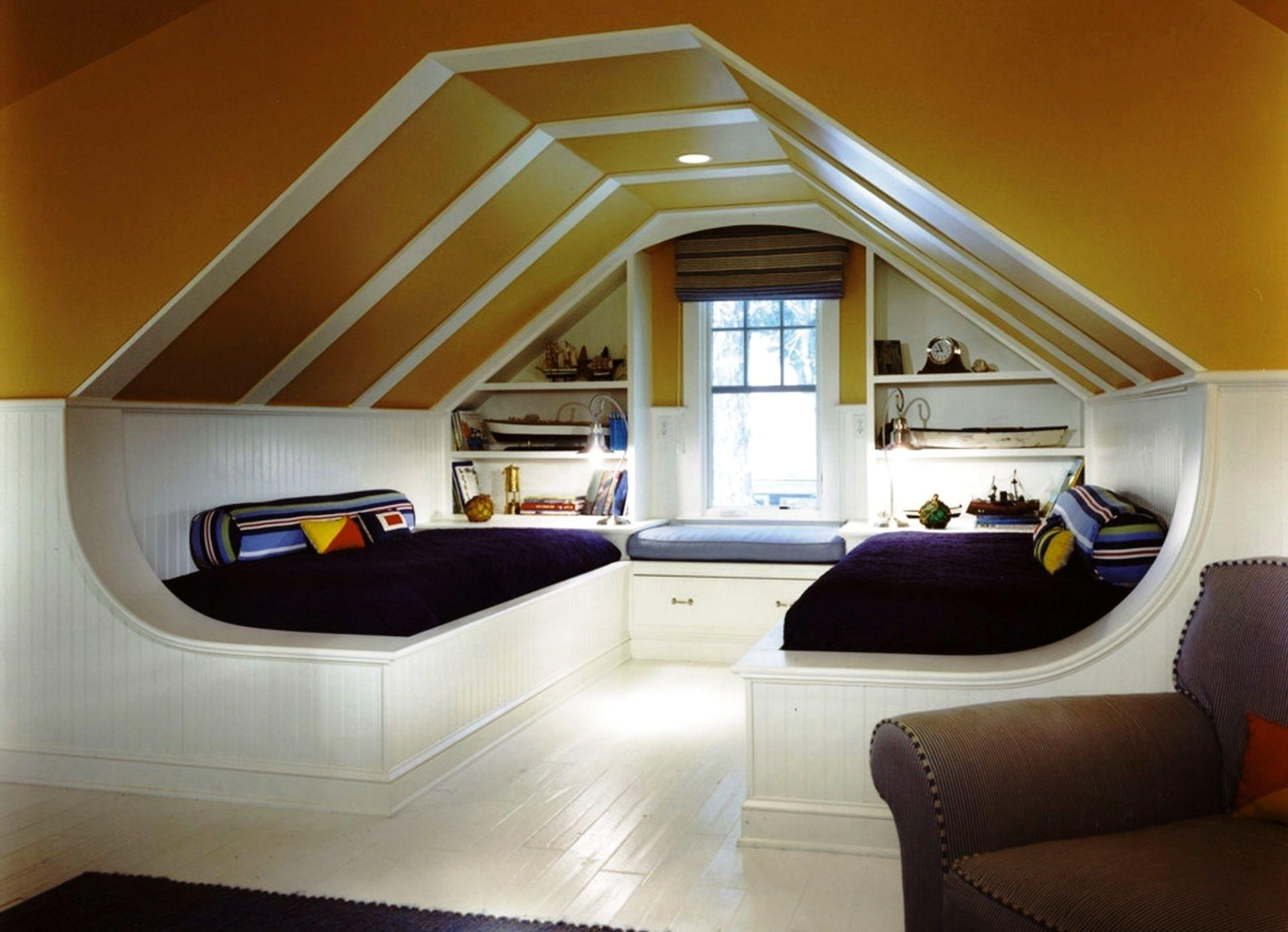 Loft Conversion Bedroom Design Ideas Home