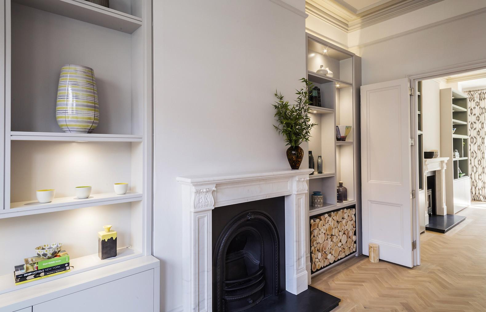 London Architects Infuse Dated Victorian Townhouse