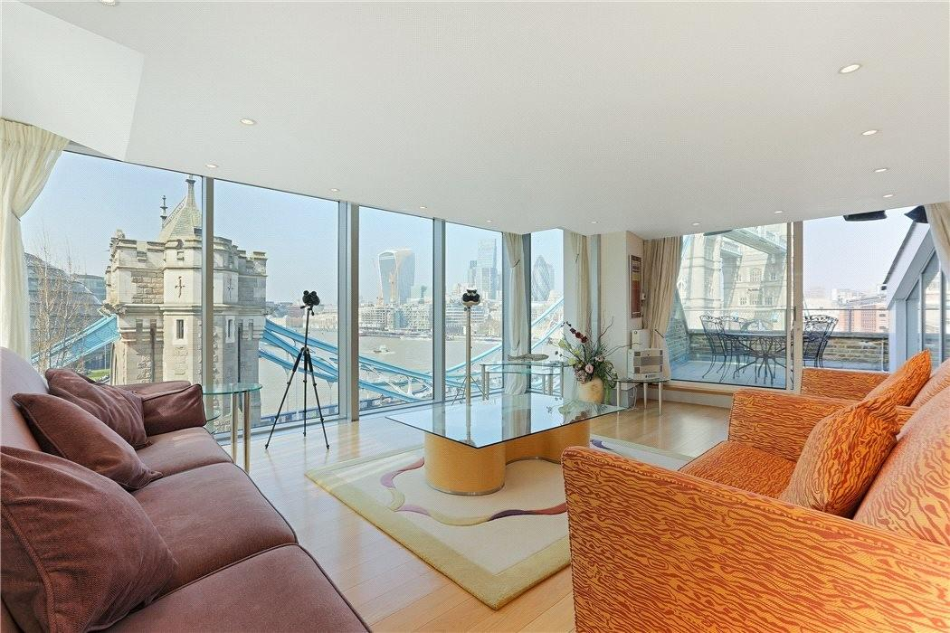 London Brewhouse Converted Penthouse Asking 13m