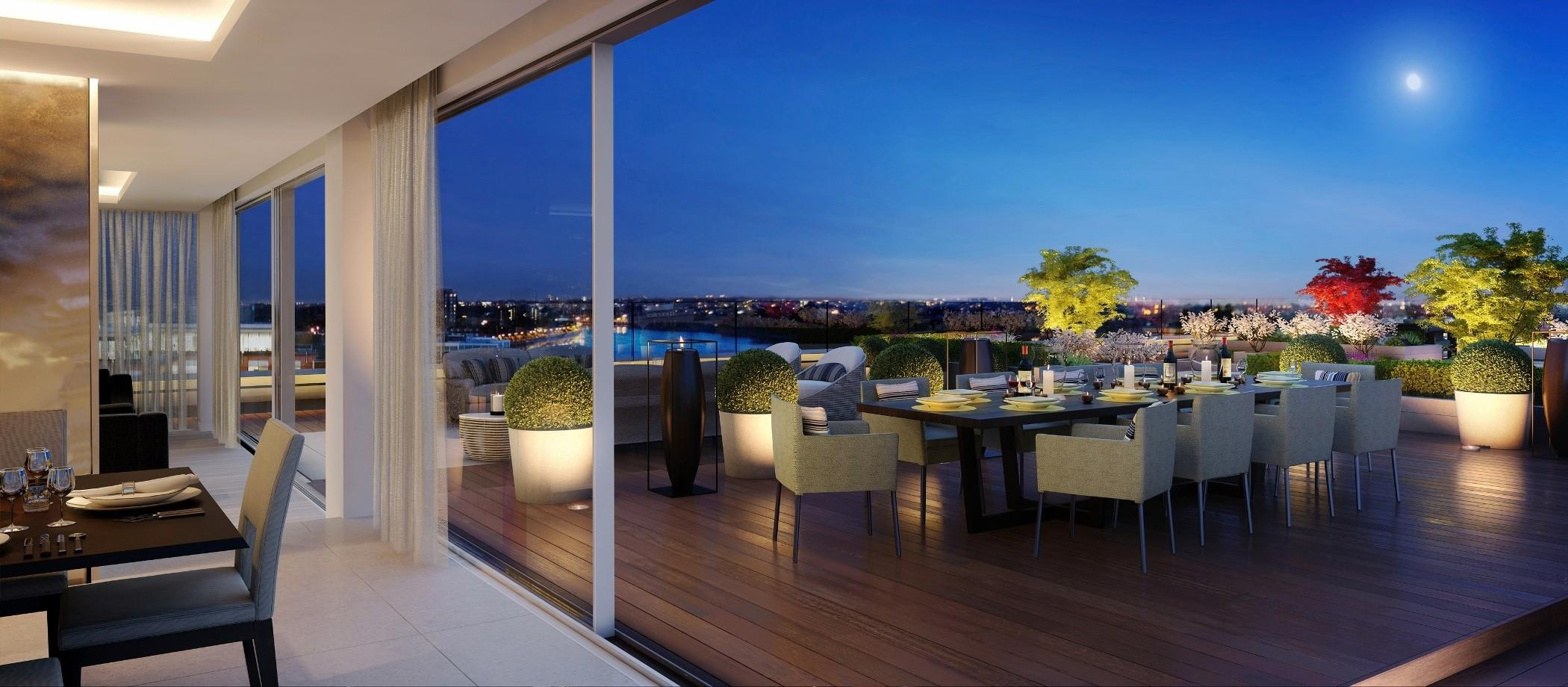 London City Penthouses