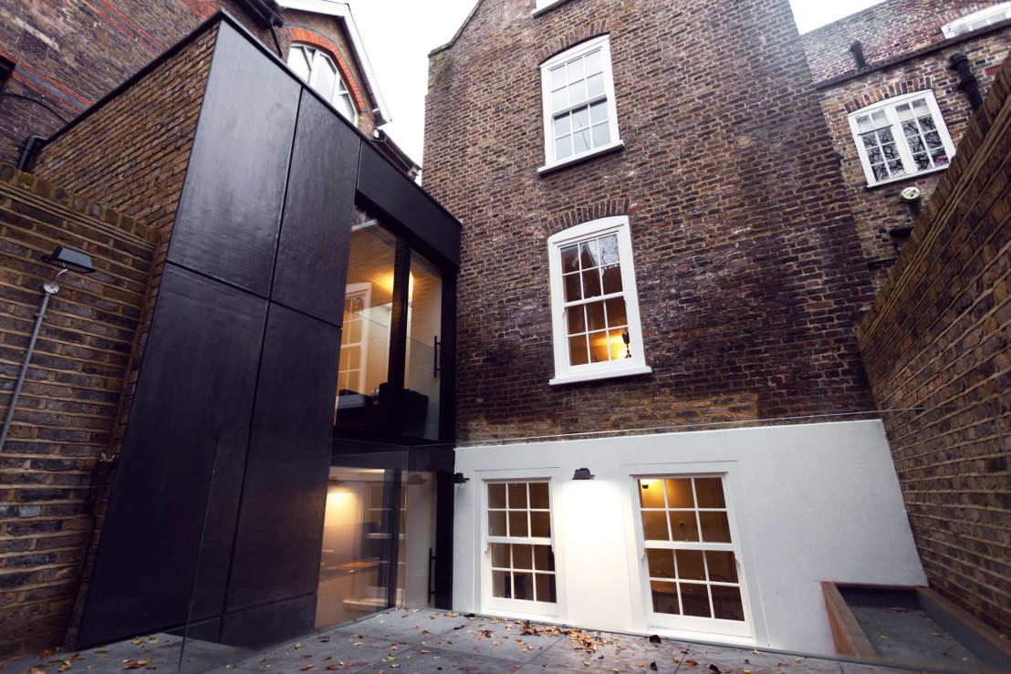 London Home Extension Renovation