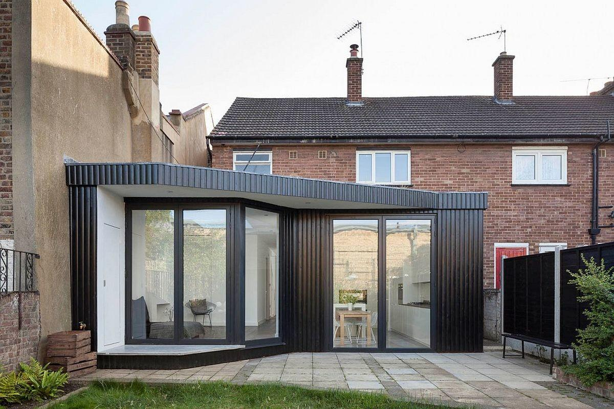 London Home Redesigned Scenario Architecture Oozes