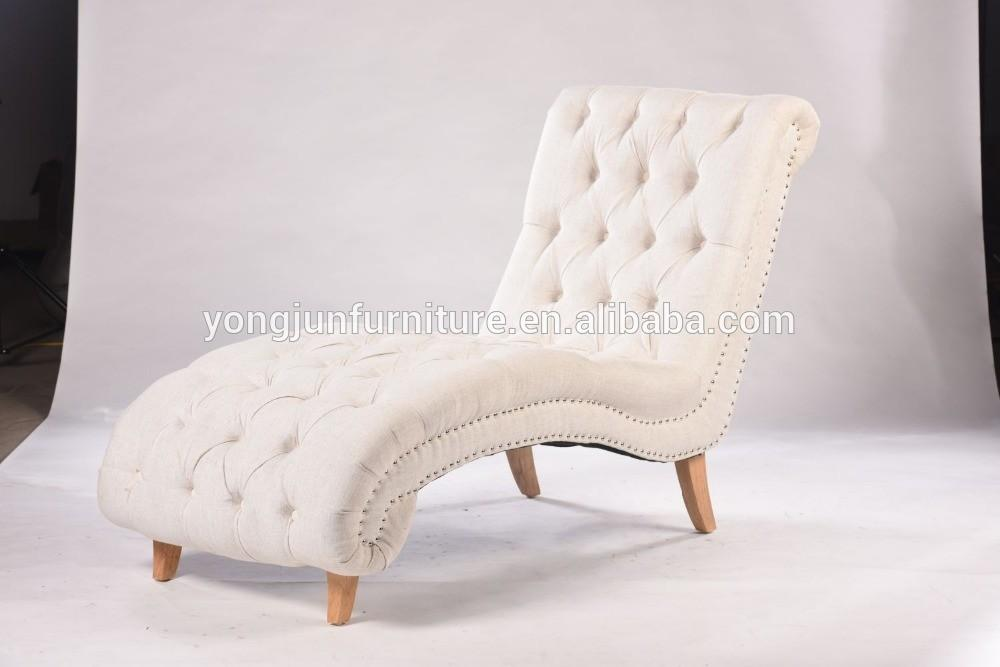 Long Chair Sofa Dxy 2262 Modern Style High Back Wing
