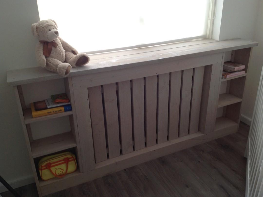 Long Wooden Window Seat Storage Benches Part Bay Bench
