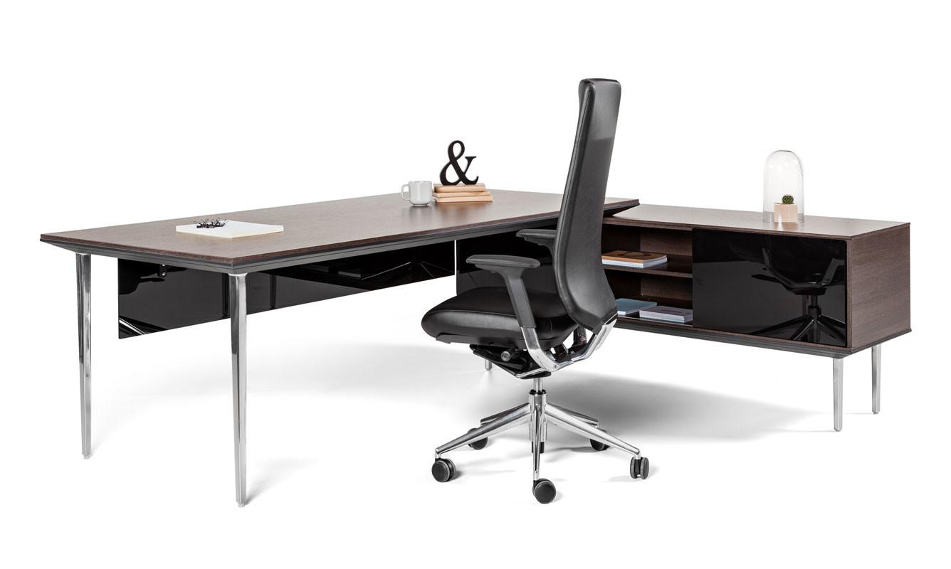 Longo Desks Available Both Open Plan Offices Well