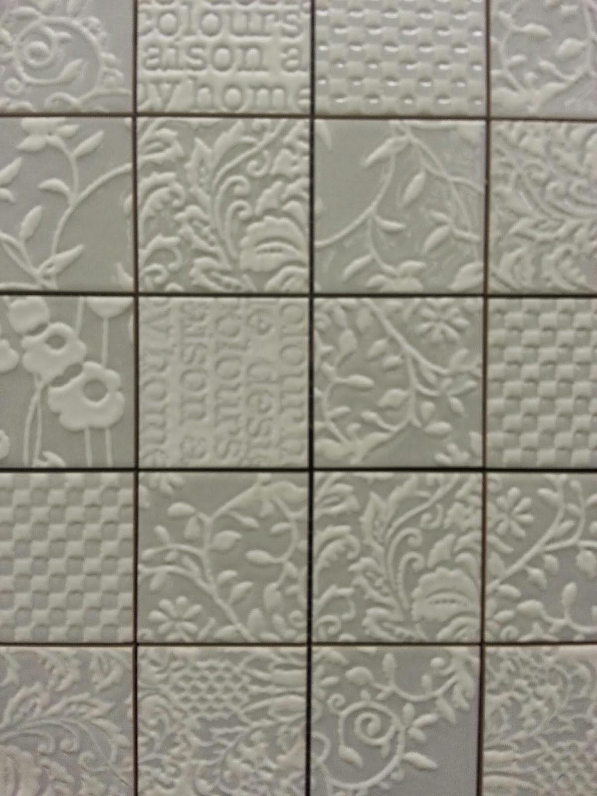 Loos New Tile Alert Patterned Patchwork Wall Tiles