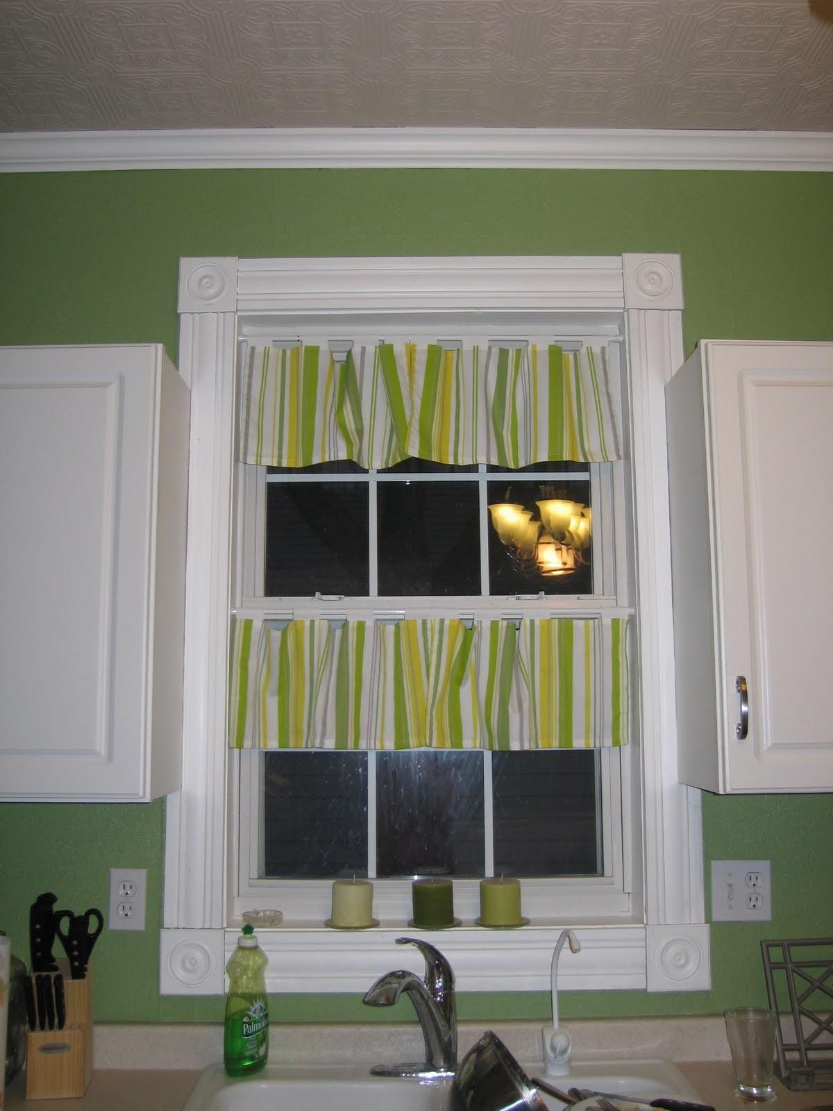 Lotte Brother Too Diy Cheap Kitchen Curtains