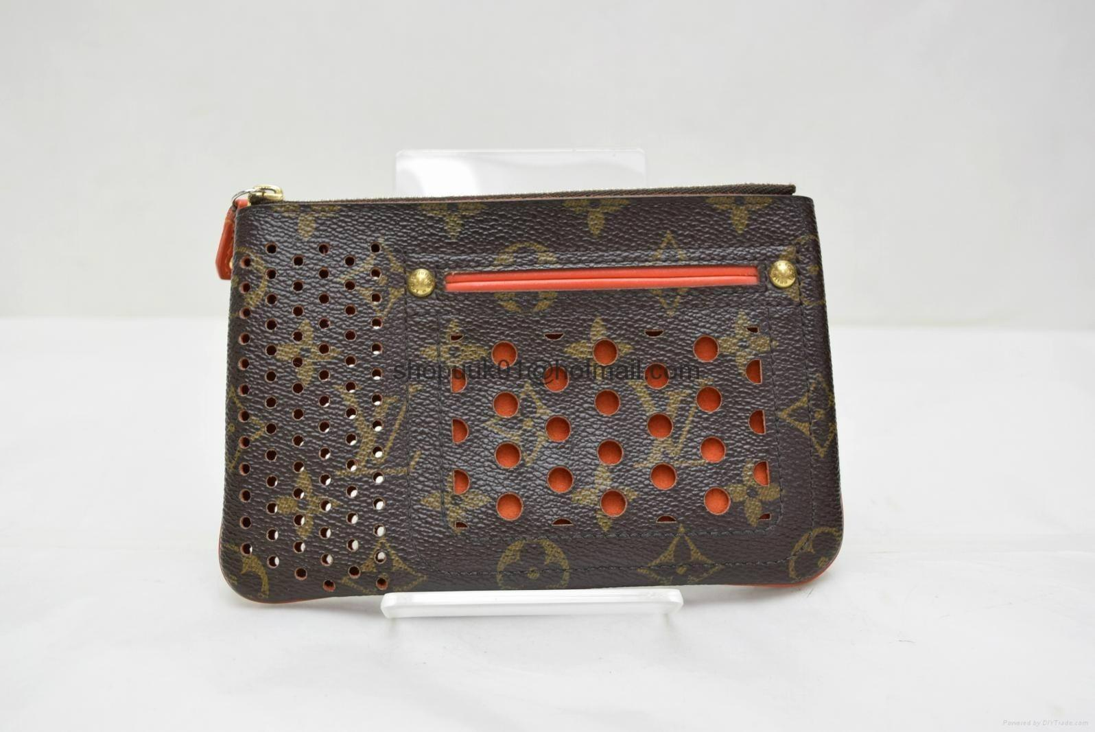 Louis Vuitton Pouch Pochette Cosmetics Cosmetic Epi