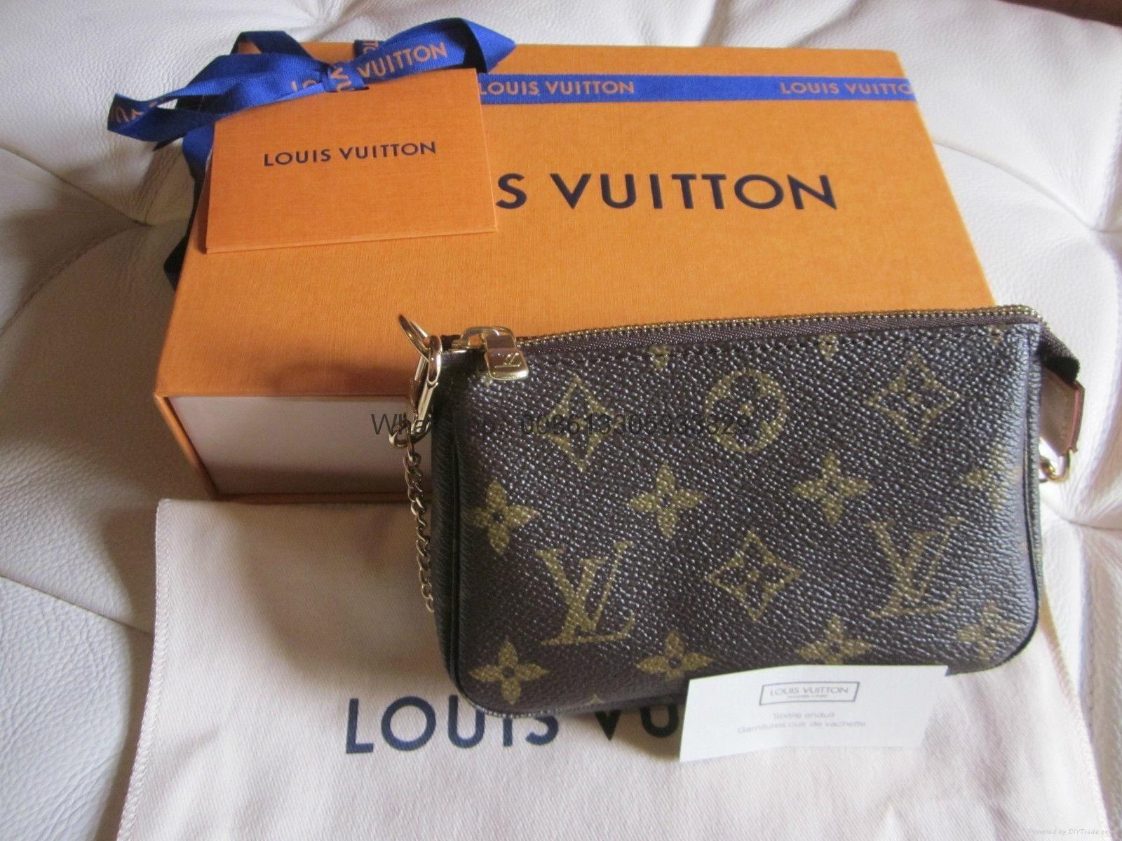 Louis Vuitton Taurillon Leather Capucines Baby Pink