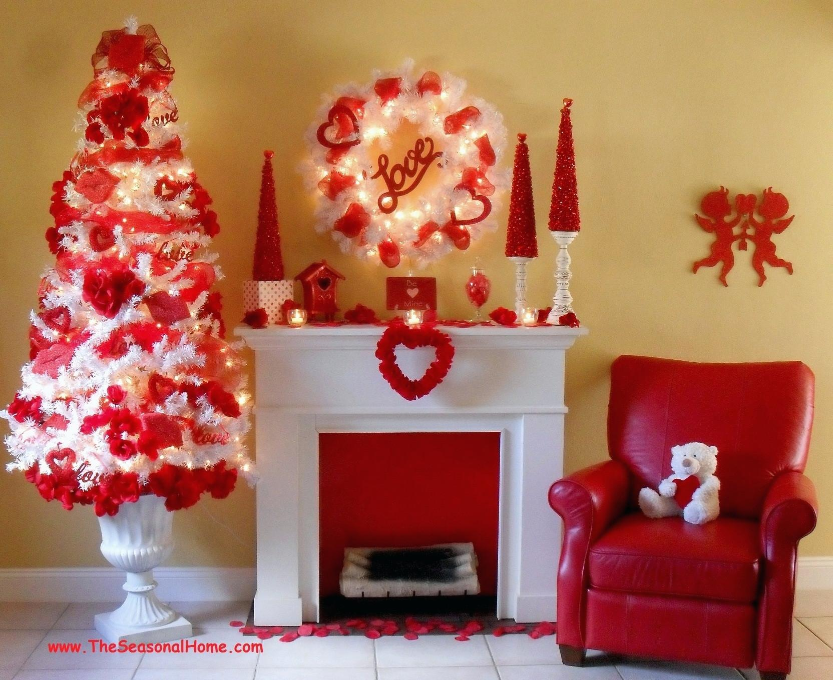 Lovable Diy Valentine Decor Ideas Should Craft