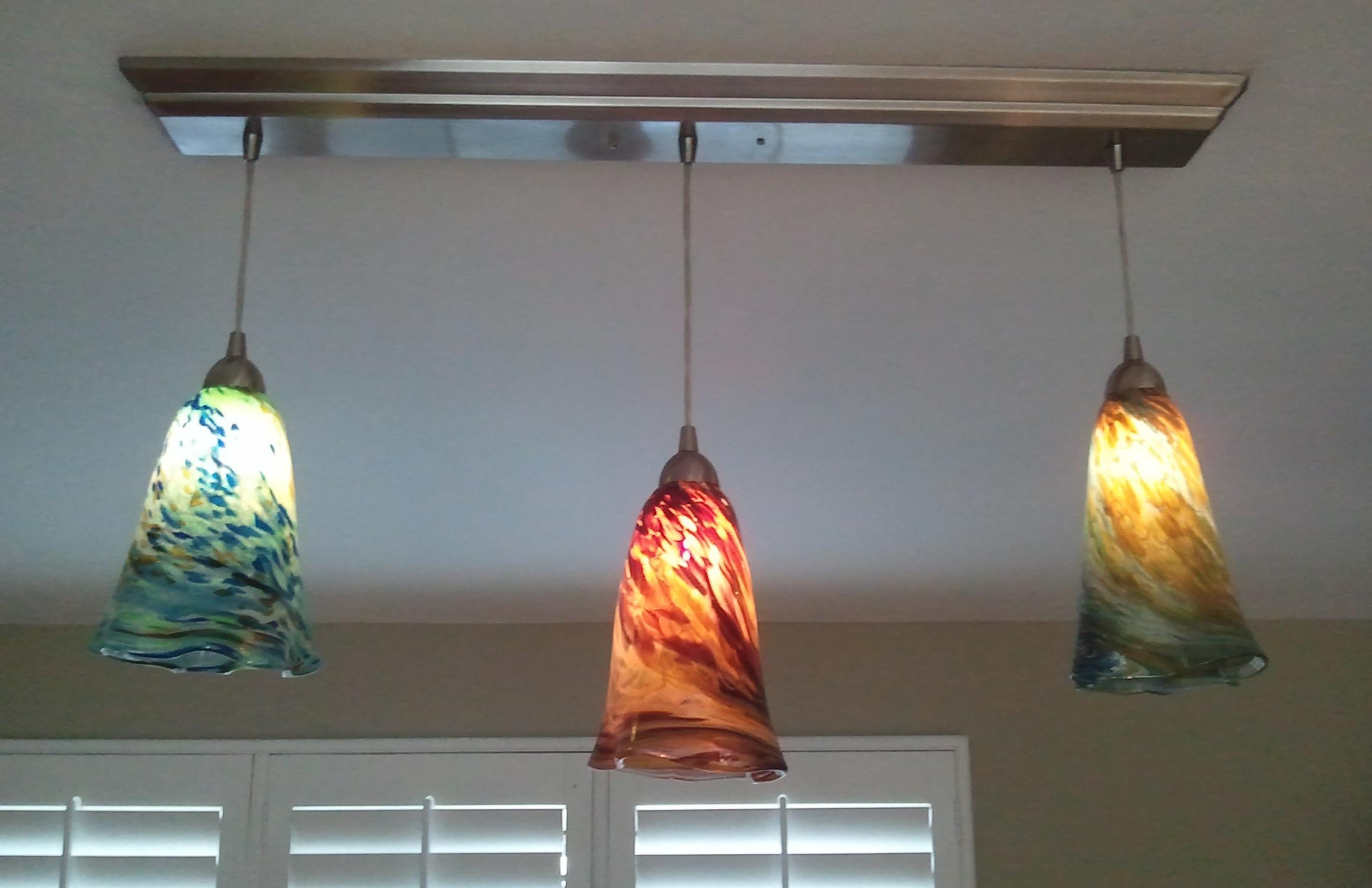 Lovable Pendant Light Shades Glass Replacement Related