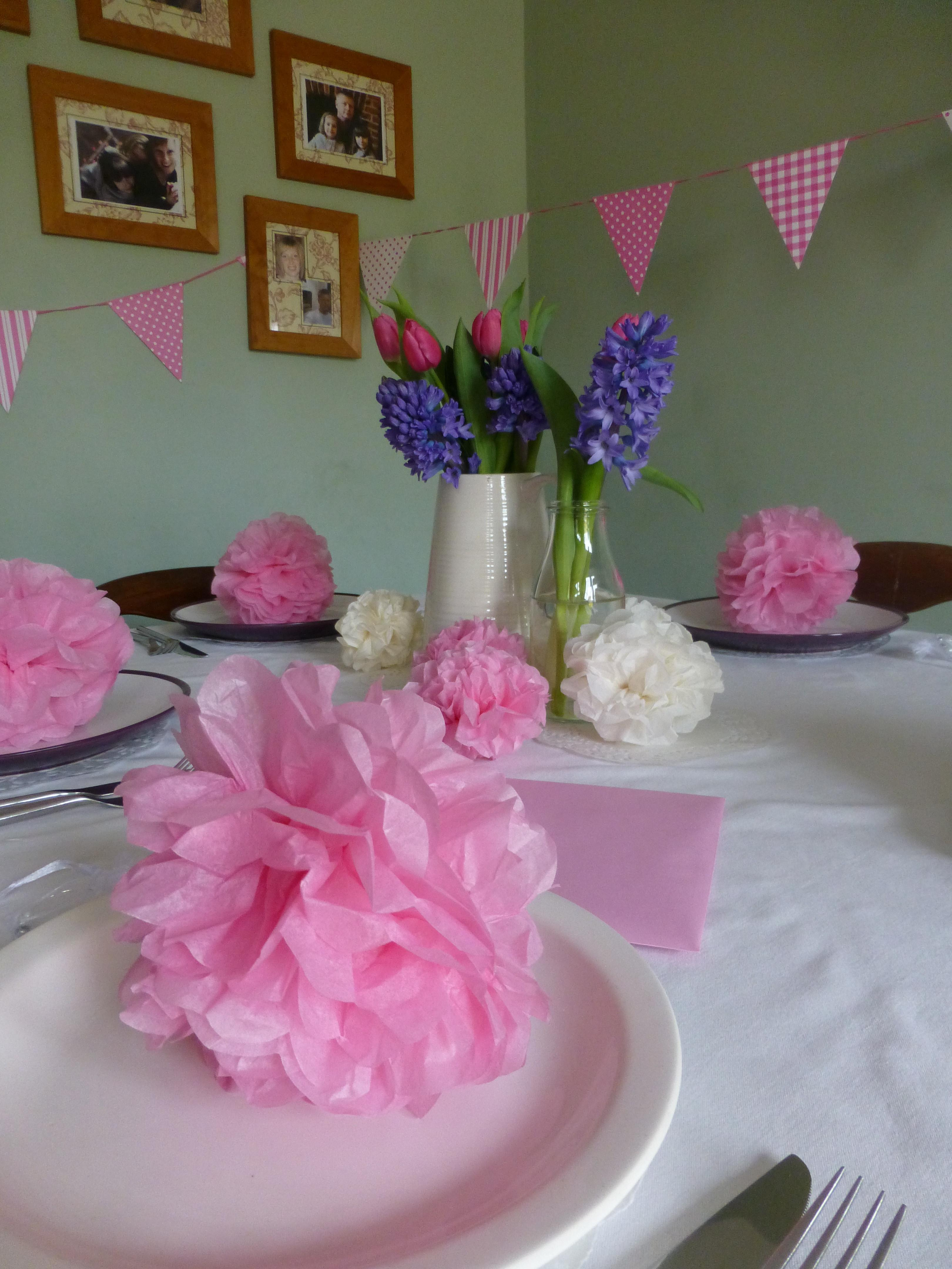 Love Our Mother Day Pompoms Real Bride Guide