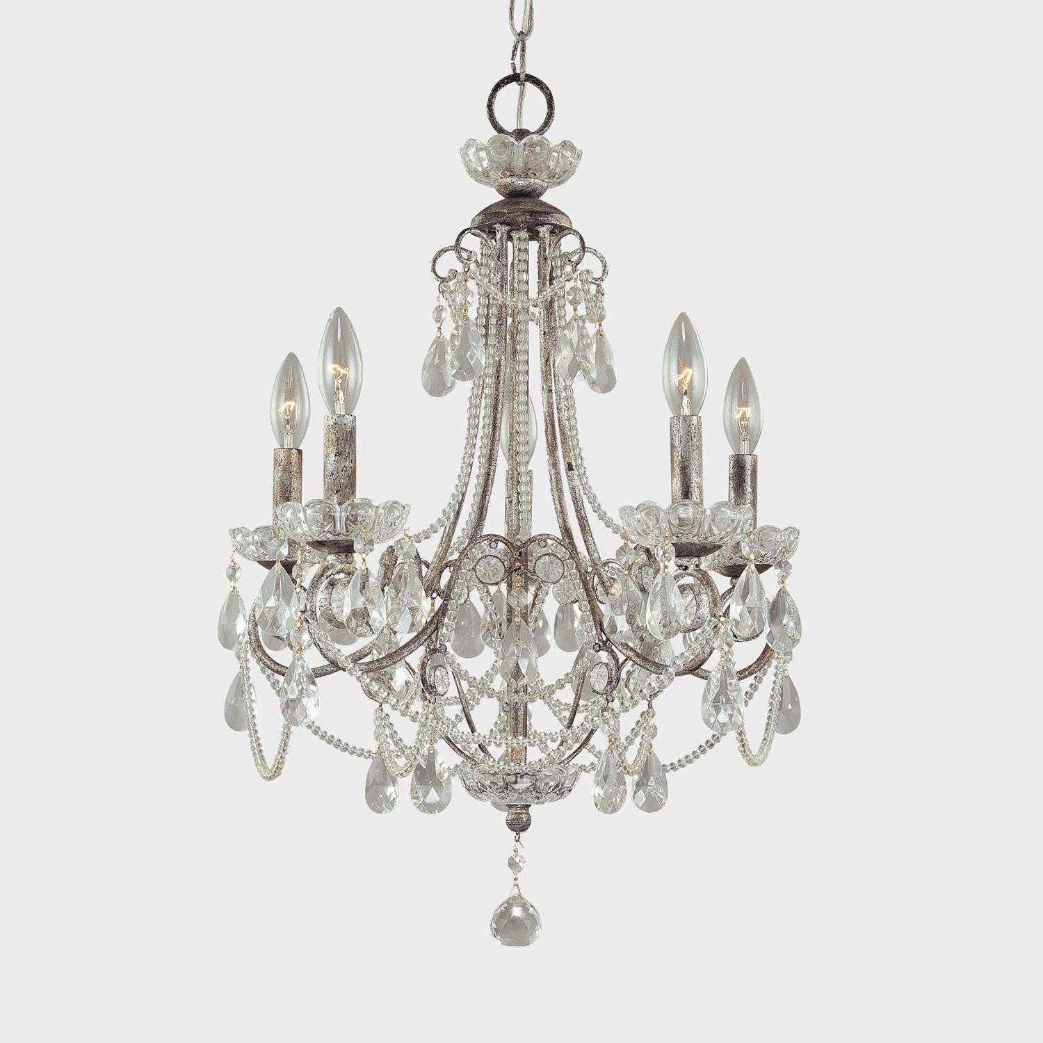 Love Thee Chandelier Chic
