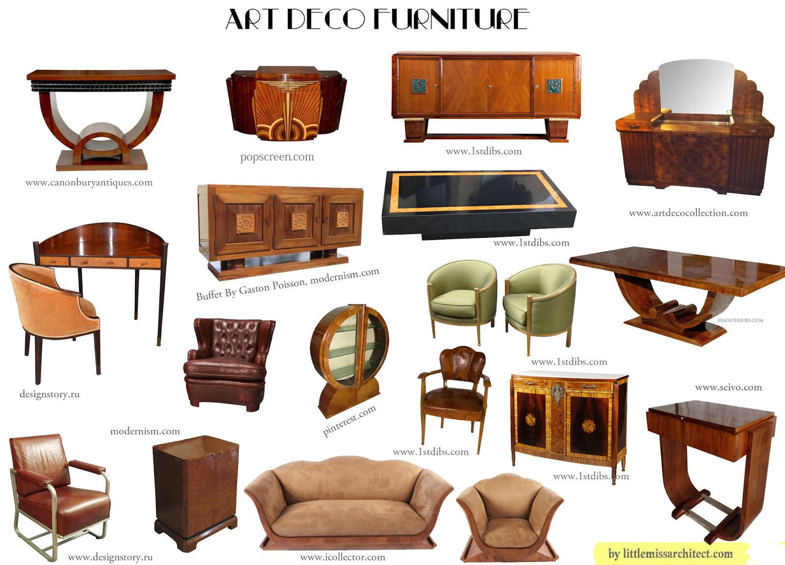 Lovely Art Deco Furniture Latest Home