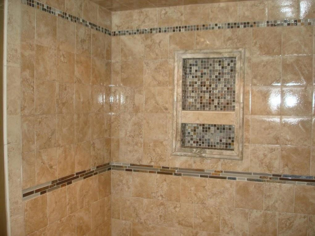 Lovely Bathroom Shower Tile Ideas Small