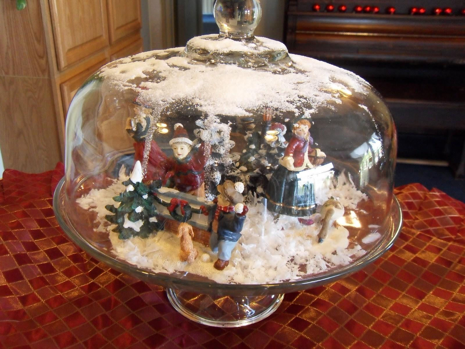Lovely Christmas Candle Centerpieces Coffee Table